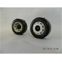Rodas De Plastico 7cm Para Carreta Onibus Caminhao