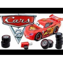 Disney Store Cars 2 Mcqueen Transforming