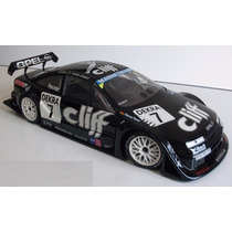 Opel Calibra Racing 1:18 Ut Ford Chevy Porsche Ferrari Bmw 1