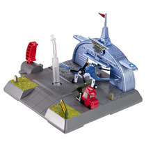Aviões Conjunto Aéreo Shifters Skipper Filme Planes Mattel