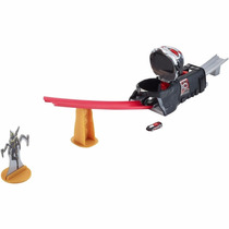Hot Wheels Marvel Pistas Combate Ant-man - Mattel