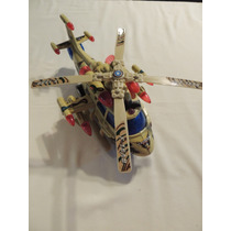 Helicoptero Bate Volta Sky Pilot - Acende Luzes