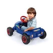 Carro A Pedal Speedplay Azul Homeplay