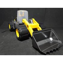 Trator Pa Carregadeira Articulada Comp=52cm Larg=22cm A=22cm