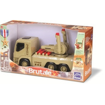Brutale Caminhão Combat De Guerra Atira Misseis! Roma