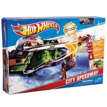 Hot Wheels Corrida Na Cidade - Mattel