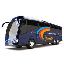 Ônibus Romabus Executivo Ou Seleção Brasileira Roma 55cm