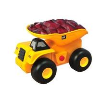 Caminhão Caçamba Caterpillar Rumblin Ride - Dtc