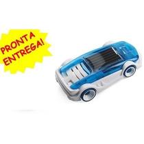 Mini Carro Movido A Energia Solar Ou Água Salgada