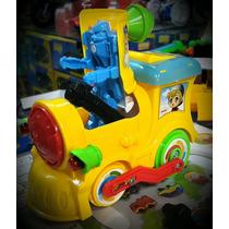 Trem Robô Transformers Brinquedo