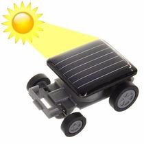 10 Peças- Mini Carro Solar-movido Energia Solar Frete Gratis