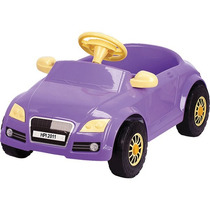 Carros A Pedal - Audi Tt Lilas - Homeplay