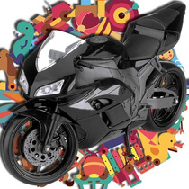 Moto Racing Motorcycle - Roma Jensen Brinquedos