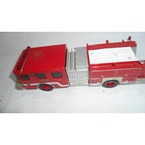 Carro De Bombeiro - Brinquedo