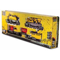 Trem Motorizado Cat Construction Express Dtc