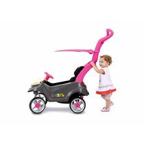 Carrinho De Passeio Smart Baby Confort Plus Função Andador