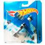 Hot Wheels Avião Skybusters Hw X2 Mattel