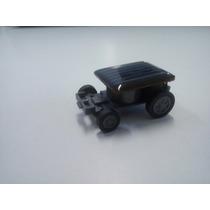 Mini Carrinho Carro Movido A Energia Solar