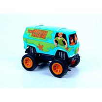 Máquina Mistério Off-road - Scooby Doo Dtc