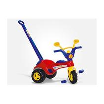 Triciclo Infantil Velotrol Policial Cotiplás Promoção