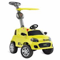 Carro A Pedal Smart Uno Passeio Premium Verde Bandeirante