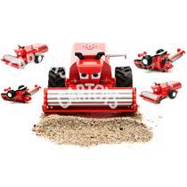 Brinquedo Trator Frank Cars Mcqueen Disney Com Som E Luzes