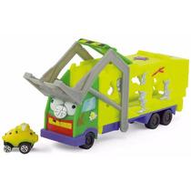 Trash Wheels - Trash Pack - Cegonha Lixo - Dtc 3324