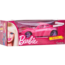 Barbie Style Car - Carro Da Barbie Controle Remoto 3 Funções