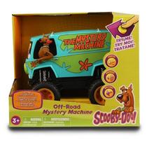 Máquina Mistério Off-road Scooby Doo