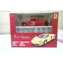 Ferrari Enzo Maisto Assembly Line