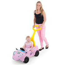 Carrinho Infantil Xtreme Girl Rosa Empurrador 4899 Xalingo