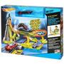 Pista Hot Wheels Mutant Machines Ataque City - Mattel