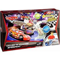 Pista Crash N Chance Cars 2 Quick Changers Race - Mattel