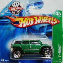 Carrinho Hot Wheels T-hunt Normal - Mod Rockster