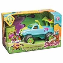 Carrinho Veículo Turma Da Gosma Scooby Doo
