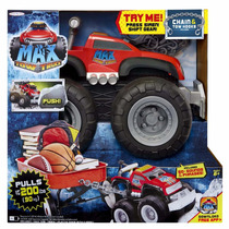 Carrinho Max Town Truck- Puxa Até 70 Kg - Dtc