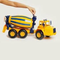 Caminhão Betoneira De Brinquedo.