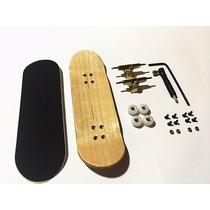 Fingerboard Profissional- Skate De Dedo-promoção Fim De Ano-