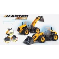 Brinquedo Trator Master Sx 130