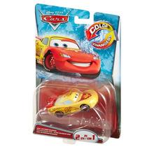 Carrinho Ice Racers Color Change Relâmpago Mcqueen - Mattel