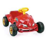 Carro A Pedal Speedplay Vermelho - Homeplay