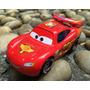 Carrinho De Ferro Disney Pixar Cars Mcqueen