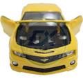 Camaro Amarelo Miniatura Para Coleção 1/24 Ref:010255