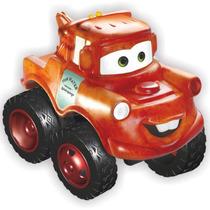 Fofomóvel Carros Tow Mater Laranja - Efeito Enferrujado