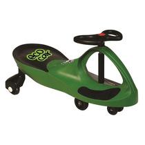 Carrinho Ecológico Plasmacar Ecocar Gira Gira Verde