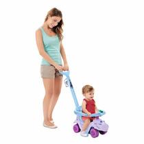 Andador Frozen Disney Baby E Carrinho Infantil De Empurrar