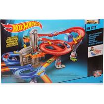 Hot Wheels Pista Metrópole Motorizada Mattel Pronta Entrega