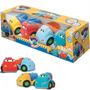 Brinquedo Carrinhos Baby Work Caminhões Big Star 572