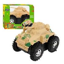 Tanque De Guerra Tank À Pilha