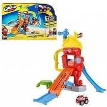 Tonka Chuck E Friends Fire Funhouse Bombeiro Hasbro